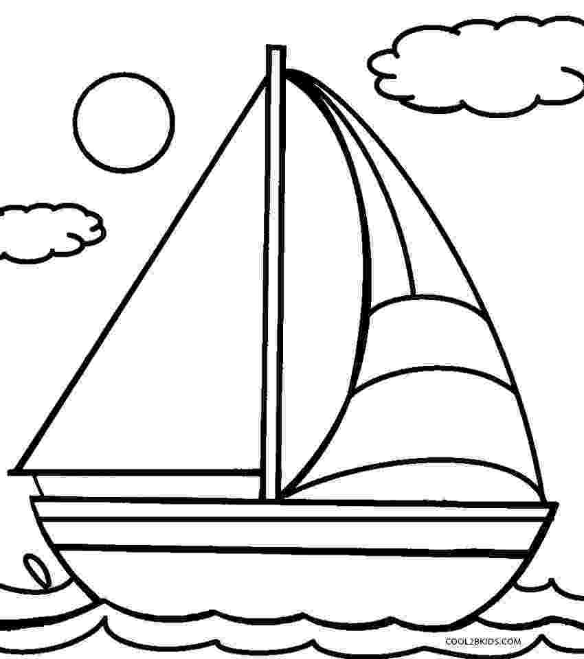 boat coloring page boat coloring pages to download and print for free boat page coloring