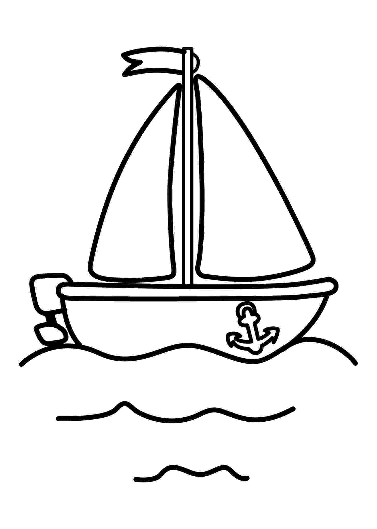 boat coloring page pin by shreya thakur on free coloring pages coloring page boat coloring