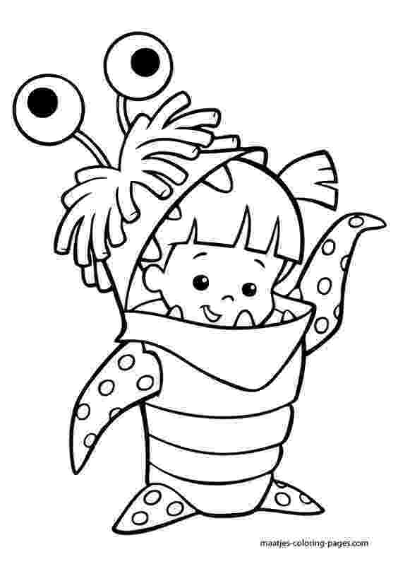 boo monsters inc coloring pages 092313 free coloring pages and coloring books for kids coloring pages inc monsters boo