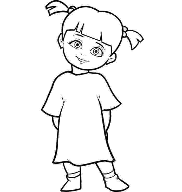 boo monsters inc coloring pages monsters inc boo coloring pages free coloring pages and coloring boo inc monsters pages