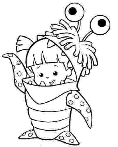 boo monsters inc coloring pages monsters inc coloring pages best coloring pages for kids monsters pages coloring inc boo