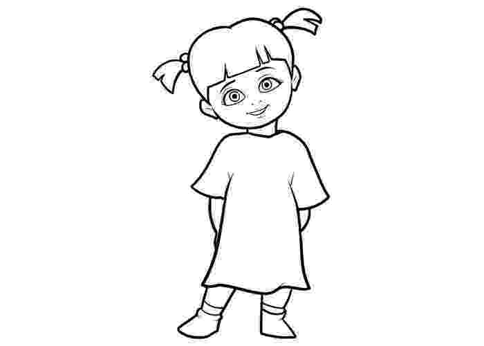 boo monsters inc coloring pages monsters inc coloring pages getcoloringpagescom boo monsters pages coloring inc