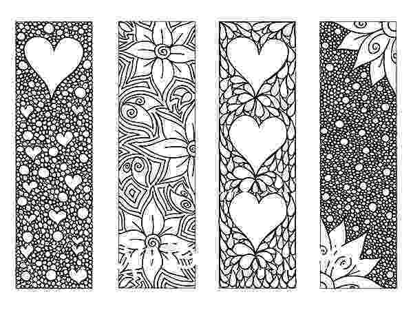bookmarks coloring sheets 1000 images about coloring on pinterest coloring bookmarks sheets