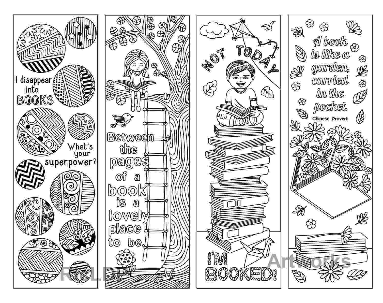 bookmarks coloring sheets 80 free printable bookmarks to make tip junkie coloring bookmarks sheets