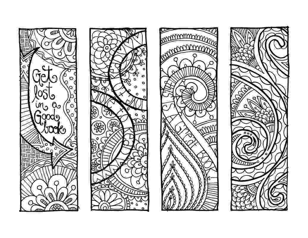 bookmarks coloring sheets kpm doodles coloring pages coloring bookmarks sheets