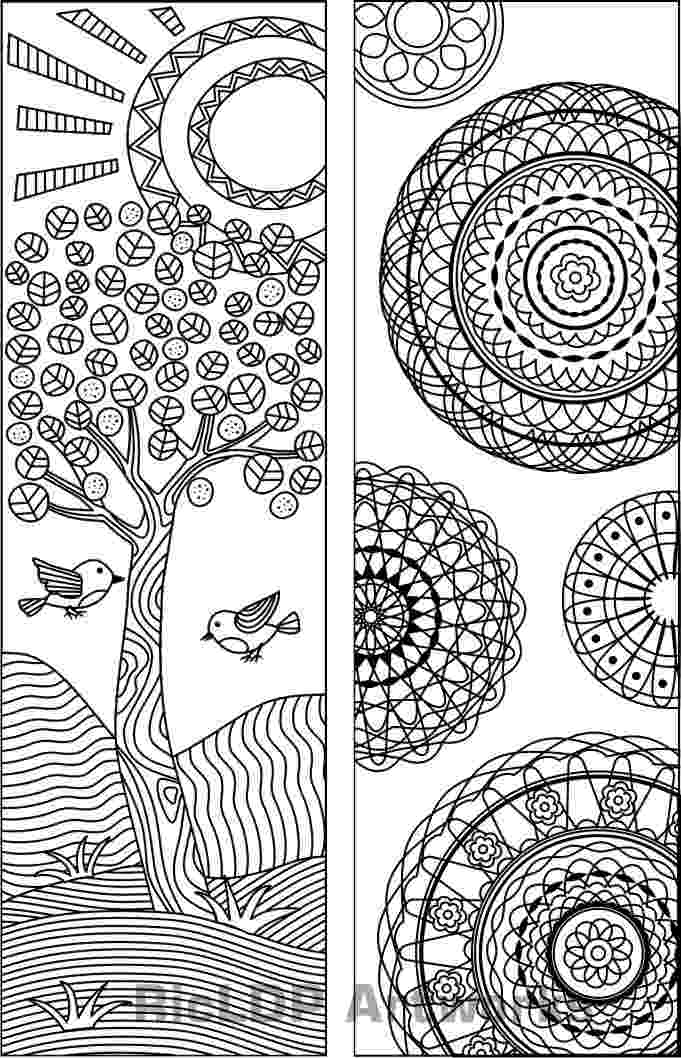 bookmarks coloring sheets ricldp artworks 3 free coloring bookmarks sheets bookmarks coloring