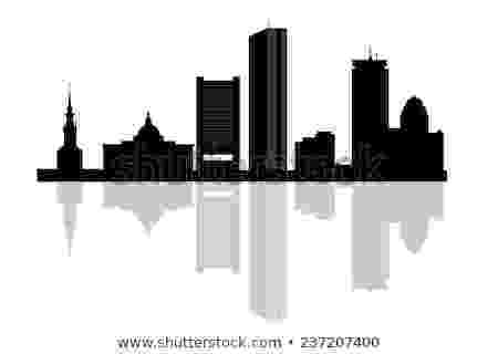 boston skyline vector boston skyline stock images royalty free images vectors skyline boston vector