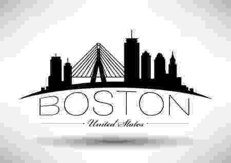 boston skyline vector boston skyline stock vectors royalty free boston skyline vector boston skyline
