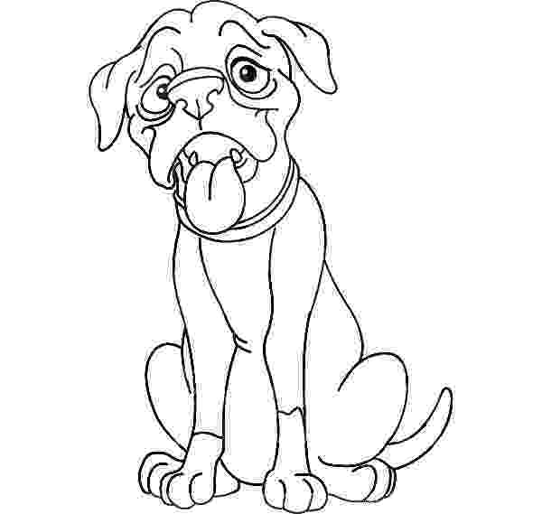 boxer puppy coloring pages boxer dog face coloring pages puppy coloring boxer pages