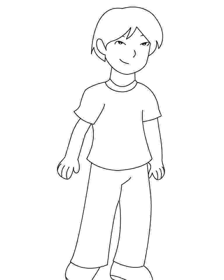 boy coloring pages boy coloring pages kidsuki pages coloring boy