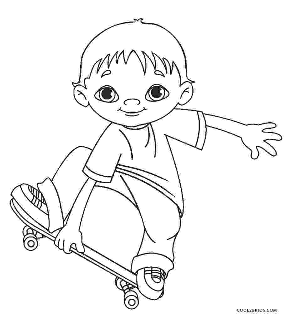 boy coloring pages free printable boy coloring pages for kids cool2bkids boy pages coloring