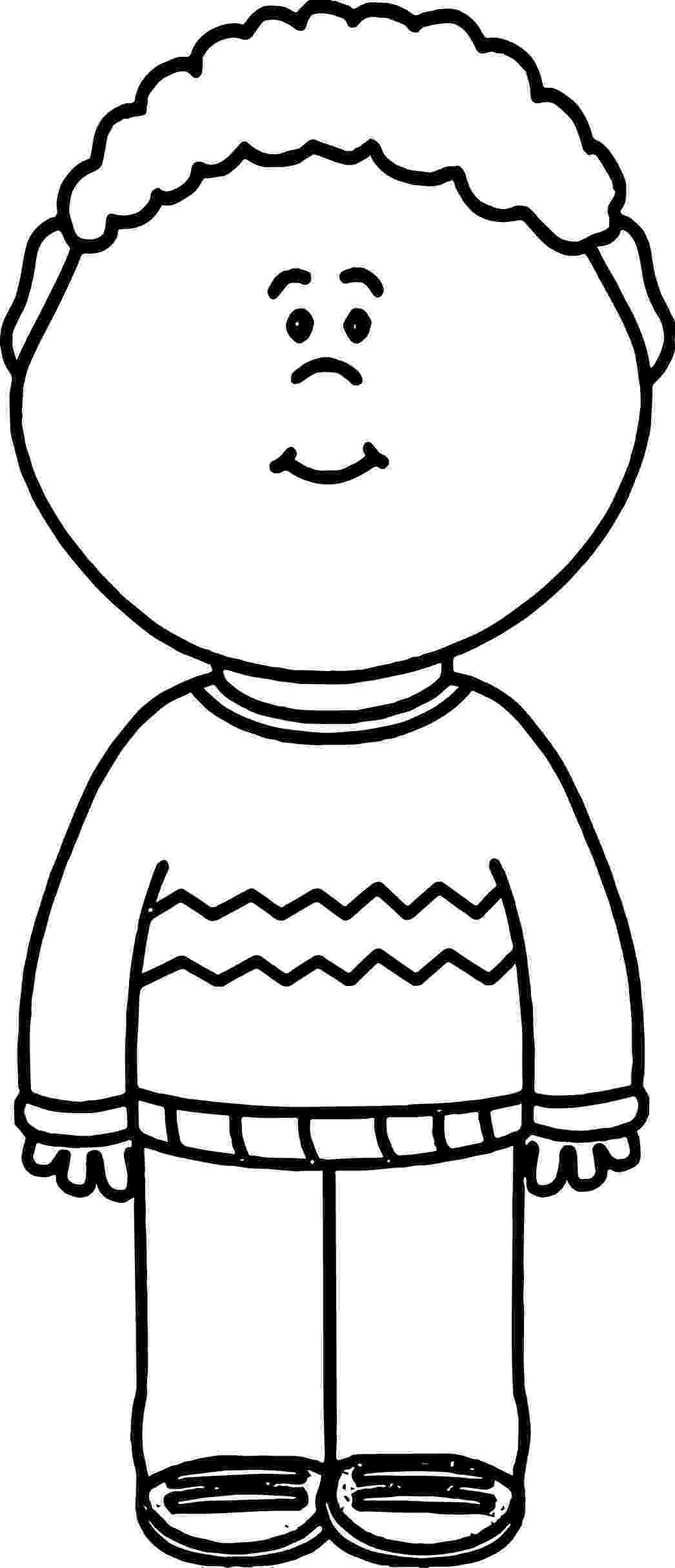 boy coloring pages free printable boy coloring pages for kids pages boy coloring 1 1