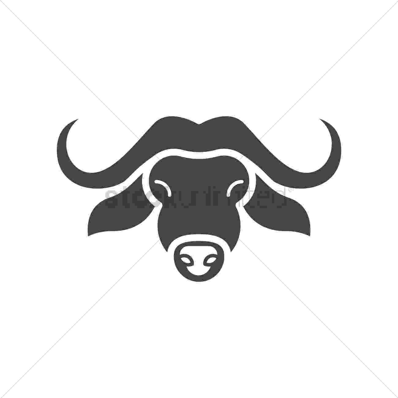 buffalo vector water buffalo vector image 1979040 stockunlimited buffalo vector