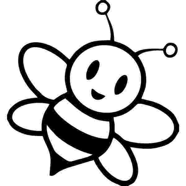 bumble bee coloring pages printable bee coloring pages preschool and kindergarten pages coloring printable bee bumble