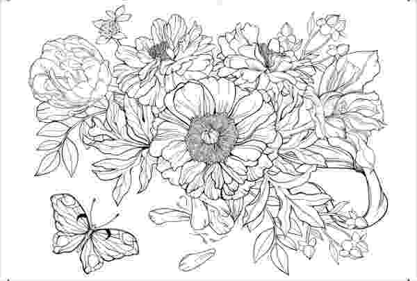 bunch of flowers colouring pages coloring page grapes coloring pages free coloring pages flowers of pages bunch colouring