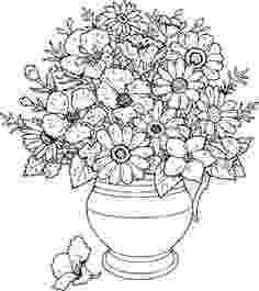bunch of flowers colouring pages flower ornament coloring pages hellokidscom colouring flowers bunch of pages