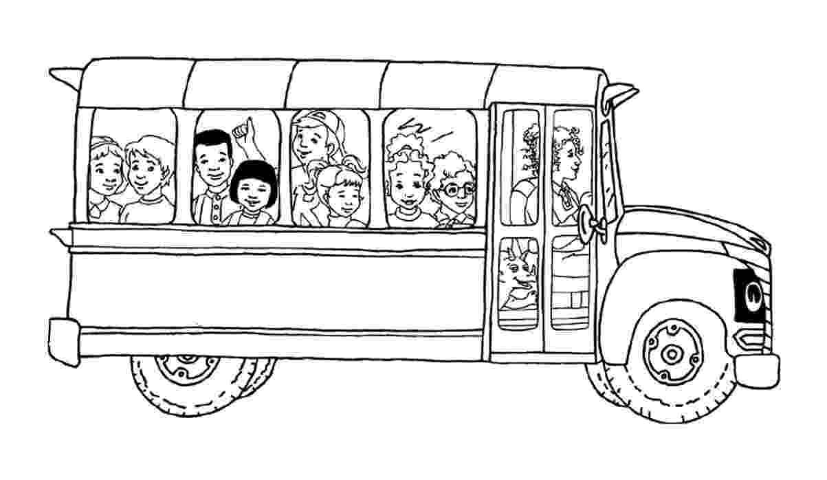 bus coloring pages naptime nuggets memories of bus 64 pages bus coloring