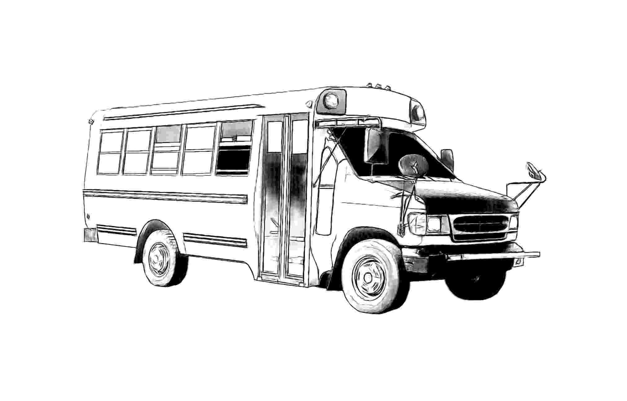 bus coloring pages school bus coloring pages to download and print for free coloring bus pages