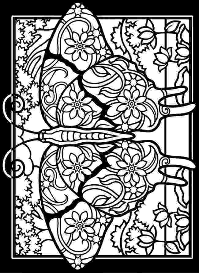 butterfly coloring pages for adults 75 best images about butterfly coloring pages on pinterest pages adults for butterfly coloring