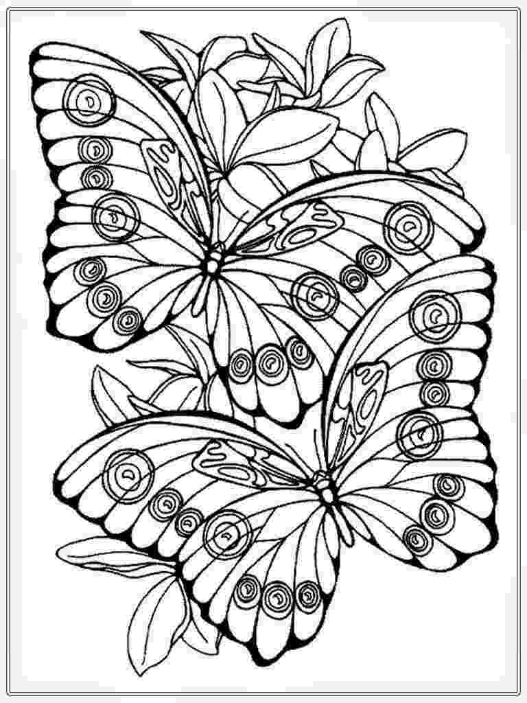 butterfly coloring pages for adults butterfly coloring pages for adults best coloring pages for coloring butterfly adults pages