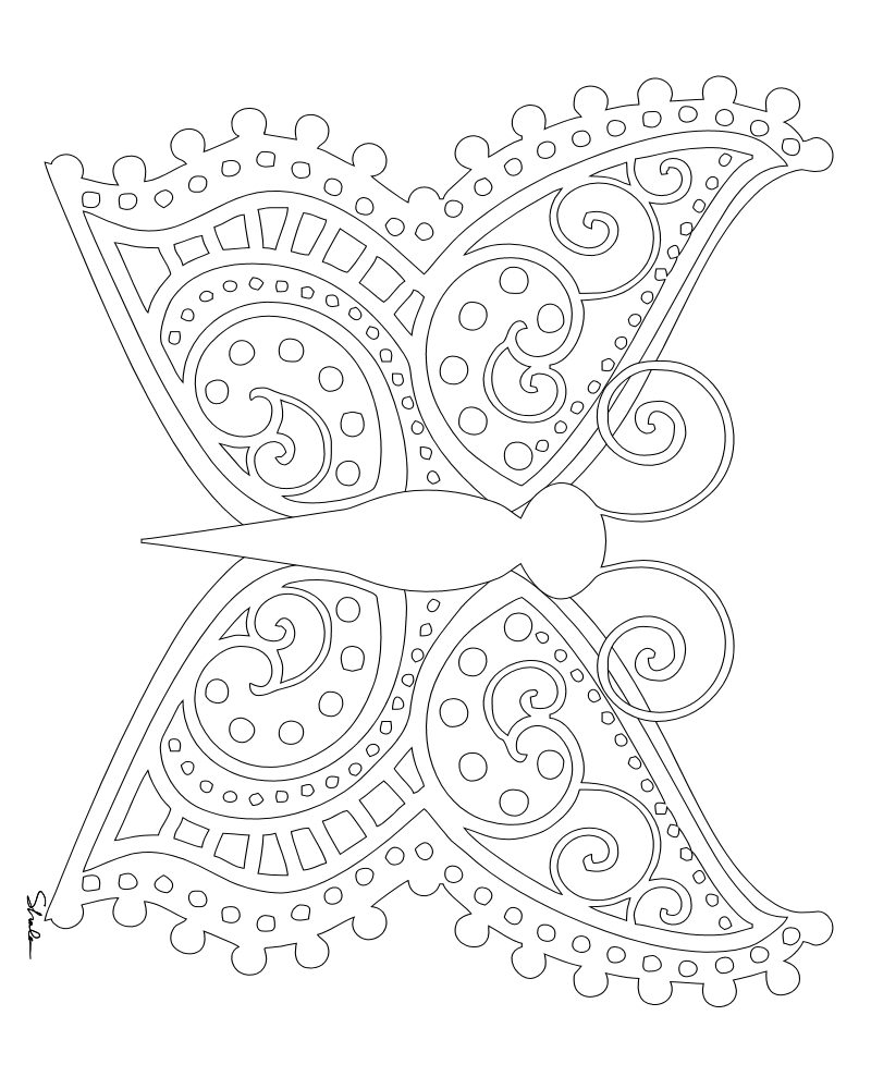 butterfly coloring pages for adults don39t eat the paste butterfly coloring pages for butterfly pages coloring adults