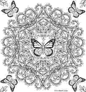 butterfly coloring pages for adults printable butterfly coloring pages for kids cool2bkids butterfly adults for coloring pages