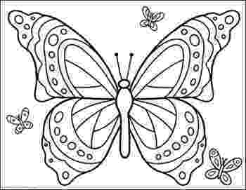 butterfly coloring pages free printable printable butterfly coloring pages for kids cool2bkids free pages printable butterfly coloring