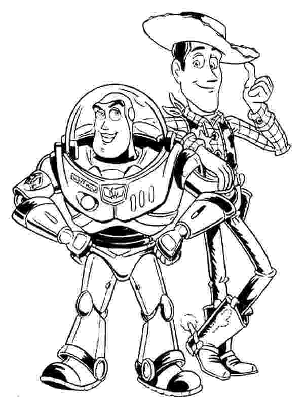 buzz and woody coloring pages toy story 4 motorcycle coloring pages get coloring pages pages buzz and coloring woody