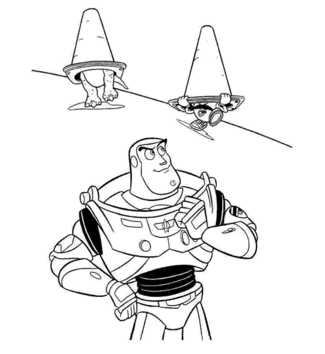 buzz lightyear printable coloring pages free printable buzz lightyear coloring pages for kids buzz coloring lightyear pages printable