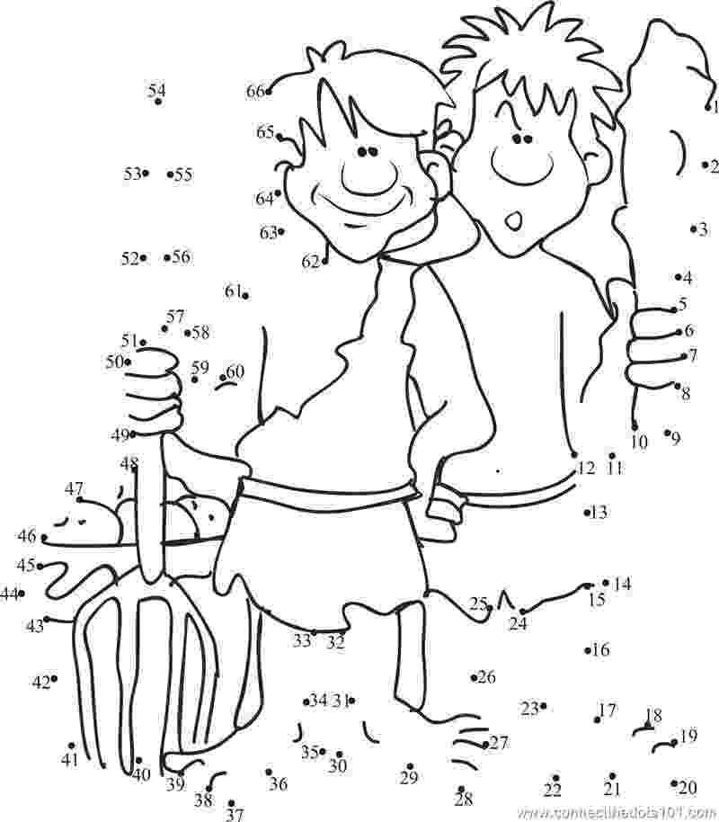 cain and abel coloring page free bible coloring page cain and abel coloring cain and abel page