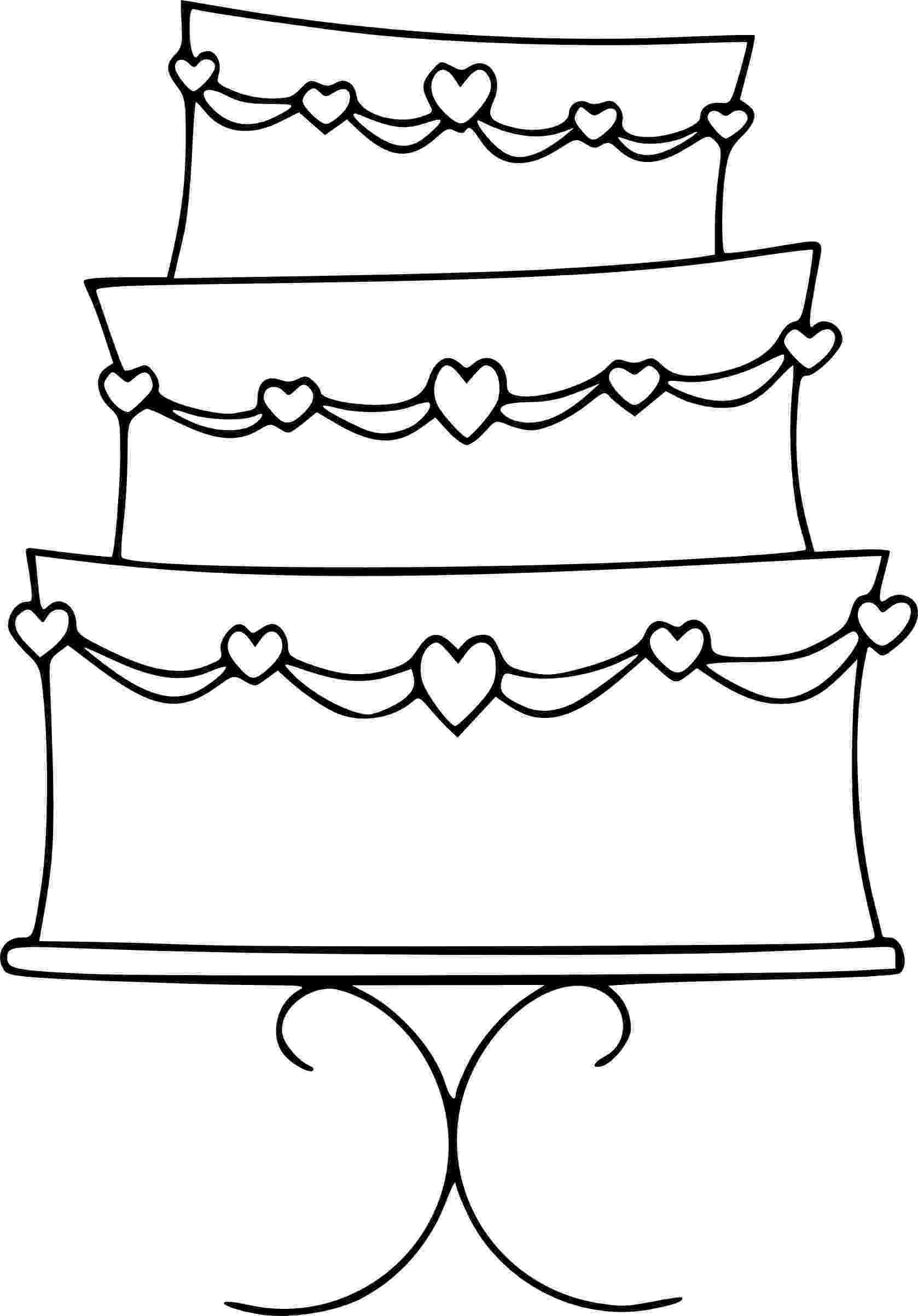 cake printable dulemba coloring page tuesdays birthday cake for 5th cake printable