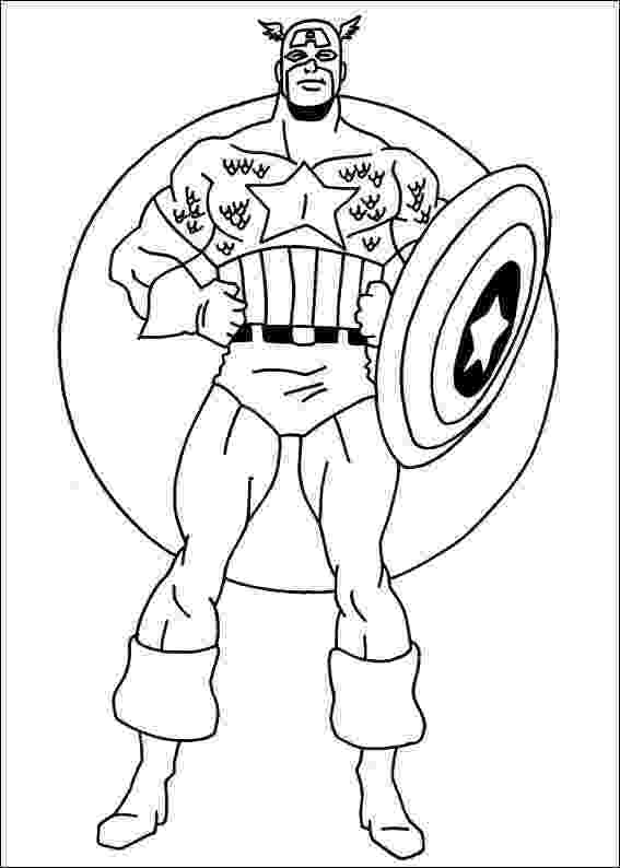 captain america coloring pages captain america captain america kids coloring pages coloring captain pages america