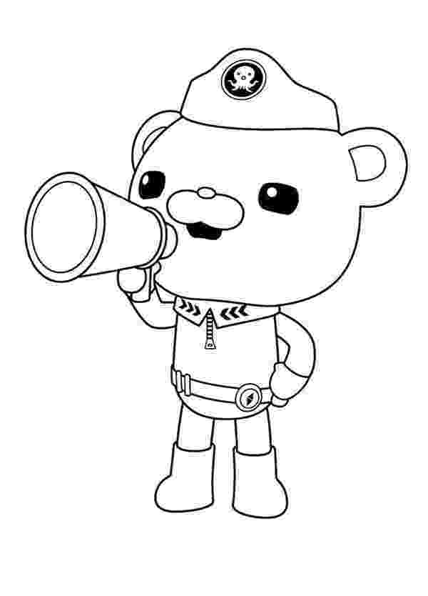 captain barnacles coloring pages awesome captain barnacles from the octonauts coloring page pages coloring captain barnacles