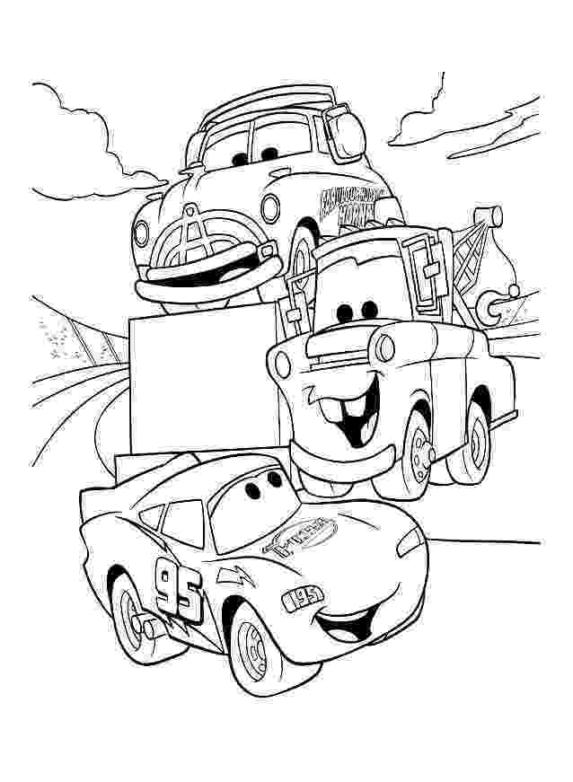 car picture to color cars for kids cars kids coloring pages to picture color car
