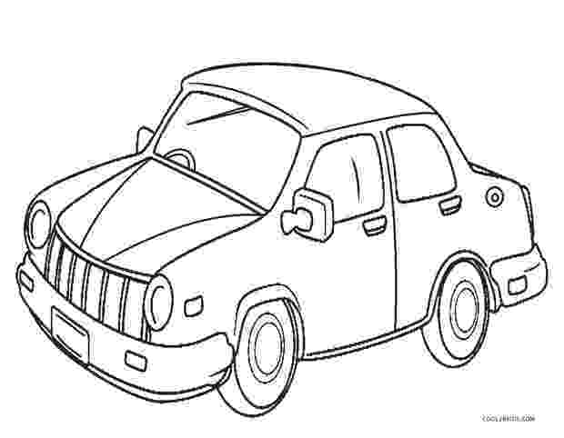 car picture to color cars pippi39s coloring pages to car color picture