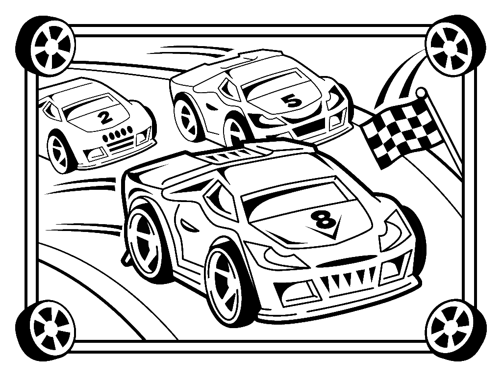 car picture to color hot wheels car coloring page free printable coloring pages color car to picture