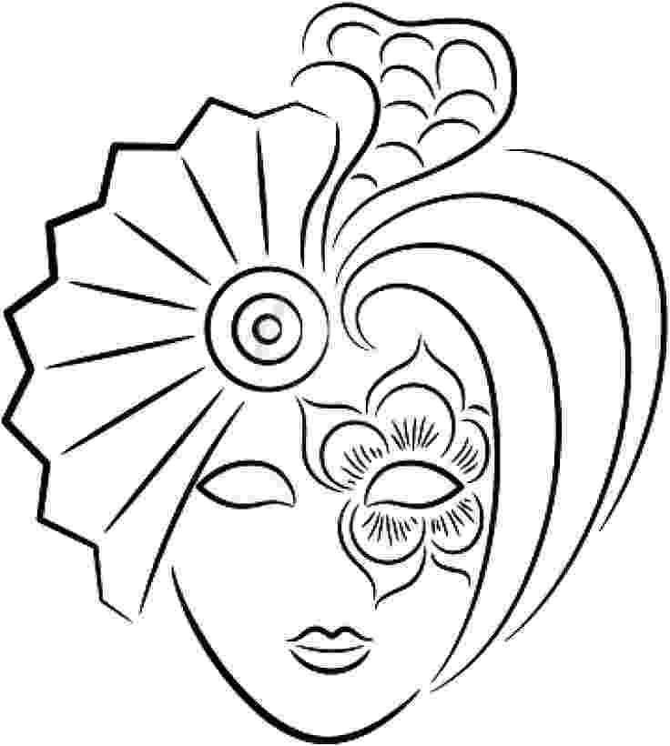 carnival mask coloring page carnival mask for kid 1 masks coloring pages for kids to coloring mask carnival page
