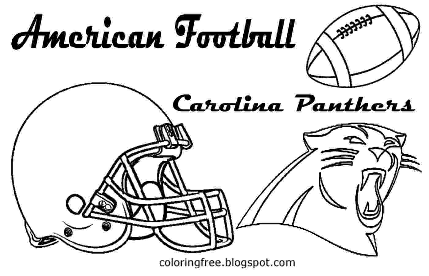 carolina panthers coloring pages football helmet coloring pages sports coloring pages pages carolina coloring panthers