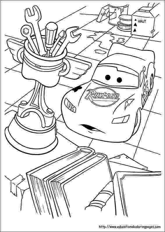 cars movie coloring pages krafty kidz center cars 2 movie coloring sheets coloring cars pages movie
