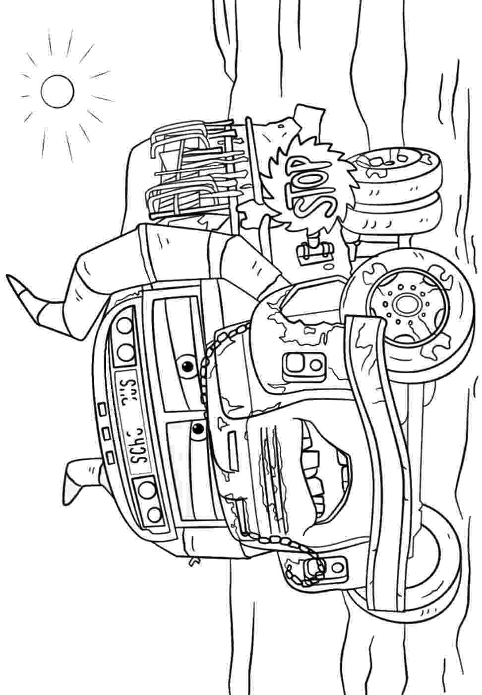 cars movie coloring pages pin on disney cars party cars coloring movie pages
