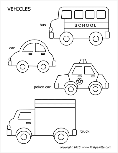cars printable basic shapes free printable templates coloring pages printable cars