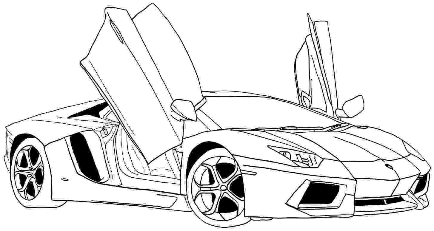 cars to color printable real cars coloring pages download and print for free to color cars printable