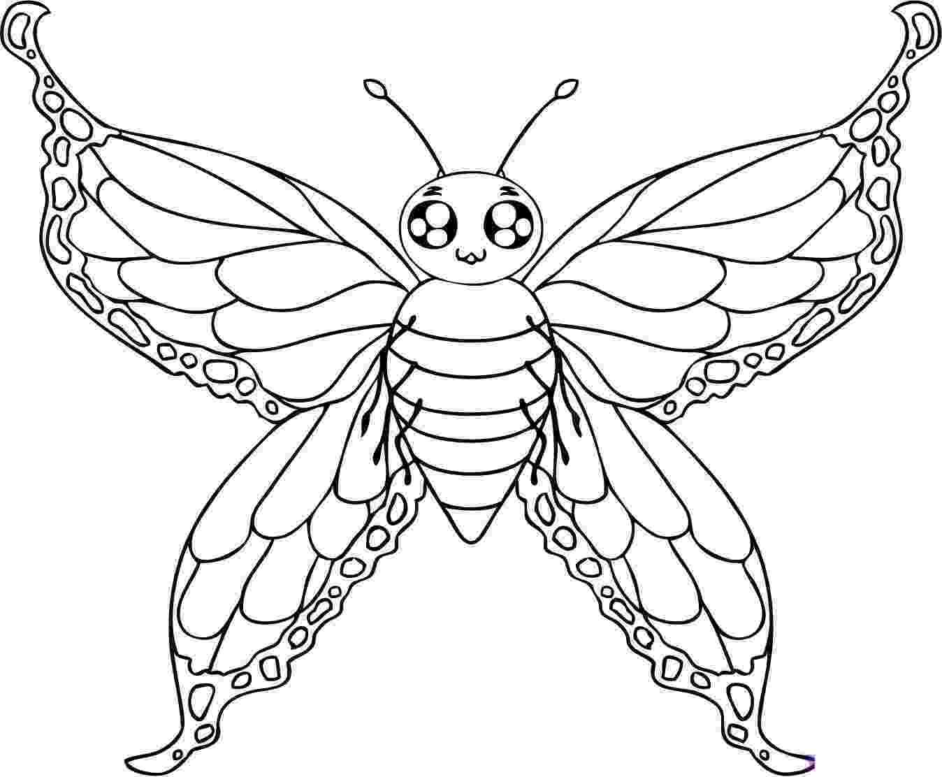cartoon butterfly pictures to color baby butterfly butterfly coloring page coloring pages pictures butterfly to cartoon color