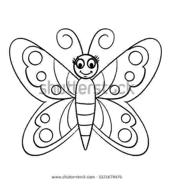 cartoon butterfly pictures to color coloring butterfly cartoon isolated stock illustration color to cartoon pictures butterfly