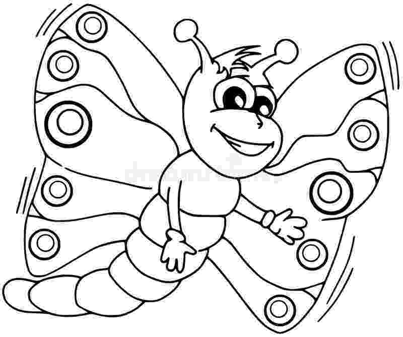 cartoon butterfly pictures to color cute cartoon butterfly white background childrens prints color to butterfly cartoon pictures