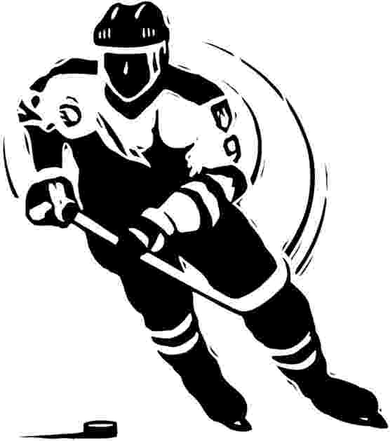 cartoon hockey player 13312cm hockey player cartoon car stickers car cartoon player hockey