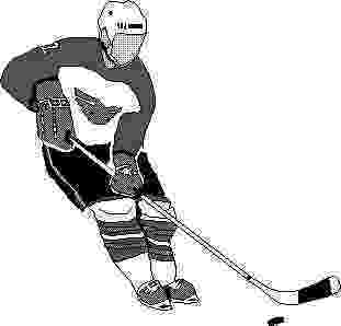 cartoon hockey player cartoon ice hockey player royalty free vector image cartoon hockey player