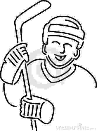cartoon hockey player hockey player cartoon stock photos image 6533243 player hockey cartoon