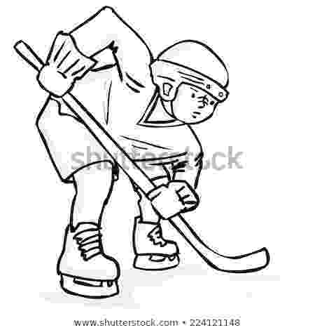 cartoon hockey player royalty free hockey illustrations by ron leishman page 1 hockey cartoon player