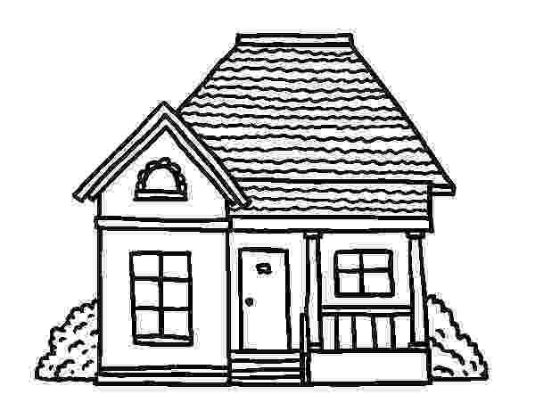casa de campo para colorear casa de campo dibujo imagui casa colorear campo de para